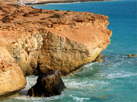 Northern Coast of Egypt
