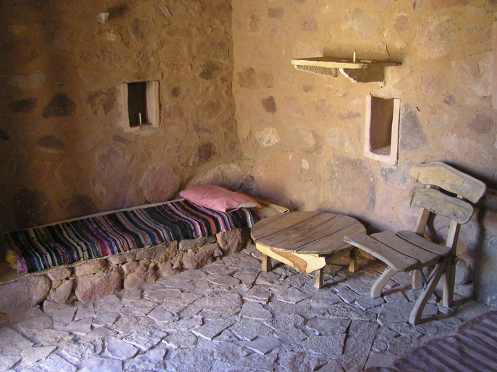 Room in Ecolodge