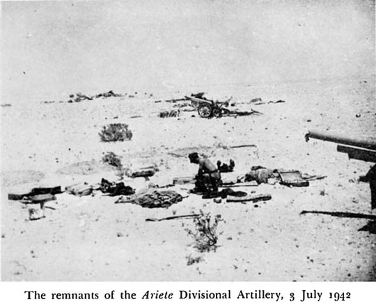 NZ-remains-of-Ariete-arty