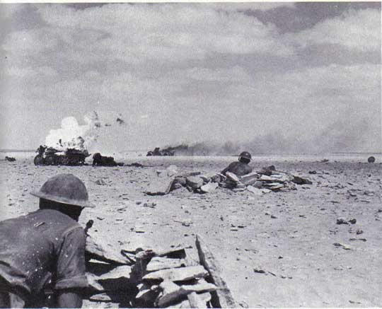Alamein-battle